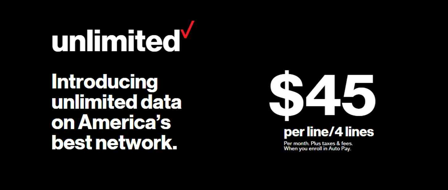 Does Verizon's Unlimited Data Plan Work for Your Company?